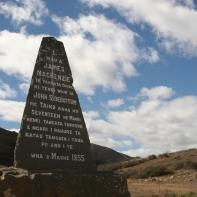 James Mackenzie memorial